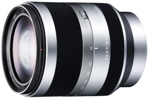 Lens Sony 18-200mm F3.5.5.6 OOS