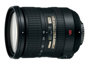 Nikon AF-S DX Nikkor 18-200mm F3.5-5.6 G IF E