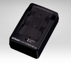 Nikon MH-18a Quick Charger for EN-EL3e