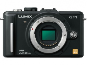 Panasonic Lumix DMC-GF1 body