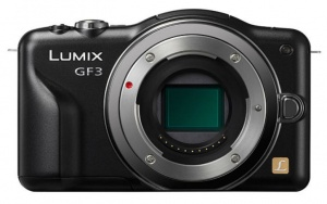 Panasonic Lumix DMC-GF3 Body