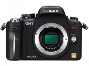 Panasonic LUMIX DMC-GH1 body