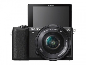 Sony Alpha a5100 (Sony E 16-50mm F3.5-5.6/PZ OSS) Lens Kit