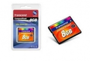 Transcend CF 8GB (133x Speed)