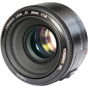 Yongnuo 50mm F1.8 for Canon