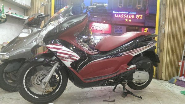 DECAL HONDA PCX 044