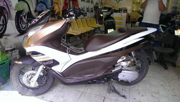 DECAL HONDA PCX 046