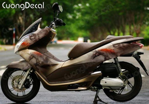 DECAL HONDA PCX 048