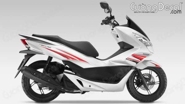 DECAL HONDA PCX 051