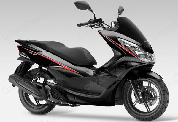DECAL HONDA PCX 052