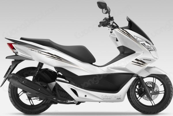 DECAL HONDA PCX 056