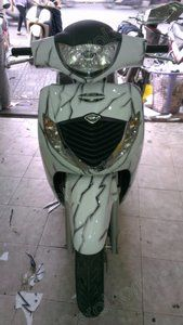 DECAL HONDA SH 157