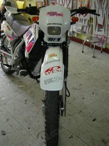 DECAL MOTOCROSS 019
