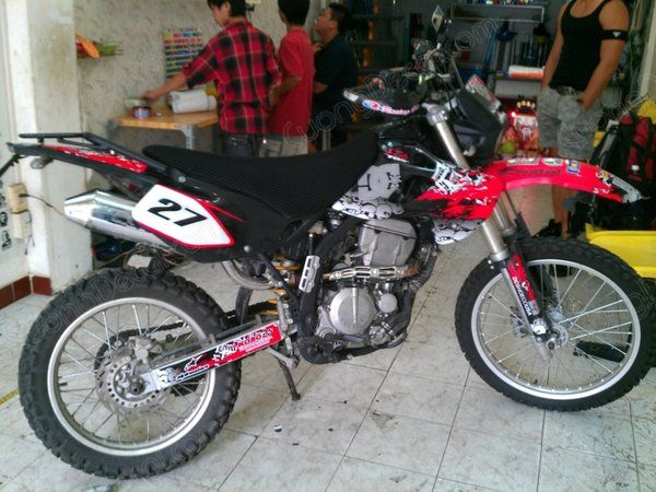 DECAL MOTOCROSS 022