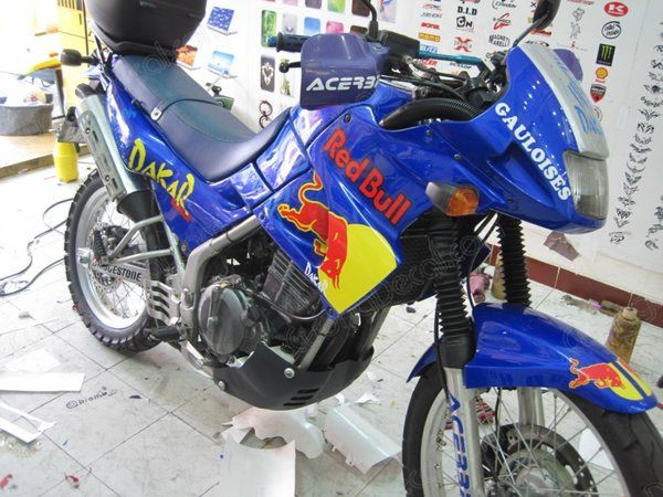 DECAL MOTOCROSS 025