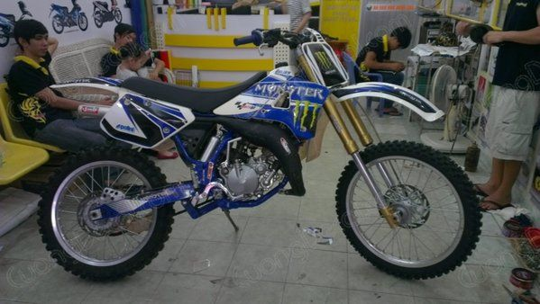 DECAL MOTOCROSS 028