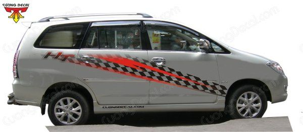 DECAL TOYOTA INNOVA 013