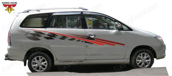 DECAL TOYOTA INNOVA 014