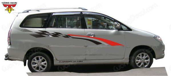 DECAL TOYOTA INNOVA 015