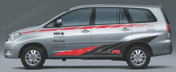 DECAL TOYOTA INNOVA 018