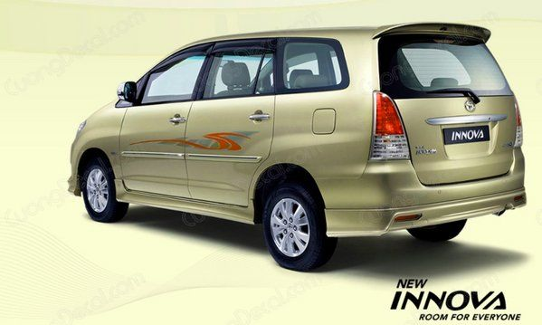 DECAL TOYOTA INNOVA 021
