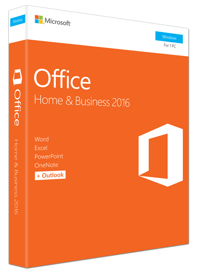 Phần mềm Office Home and Business 2016 - FULL PACK