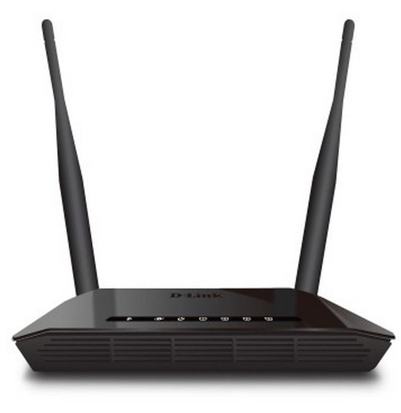 Router D-Link DIR612 Wireless N300 Home