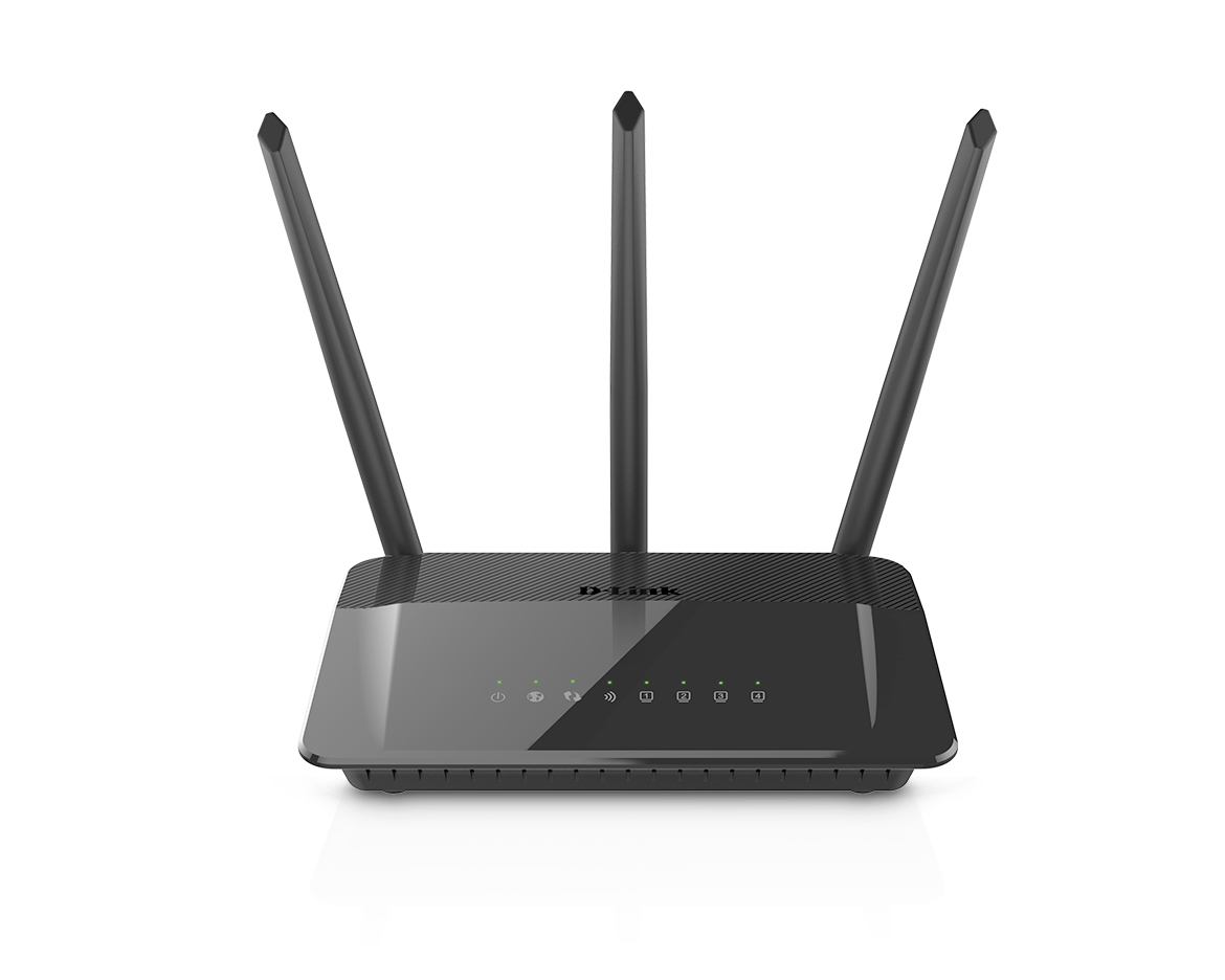Router D-Link DIR859 Wireless AC1750 High Power