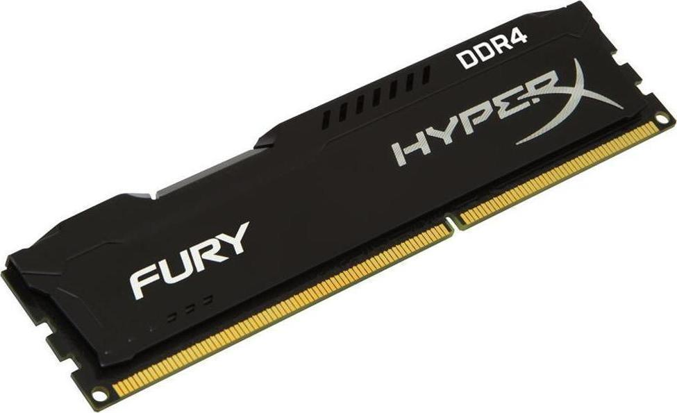 RAM Kingston HyperX Fury Black 8G DDR4 Bus 2400MHz - HX424C15FB/8