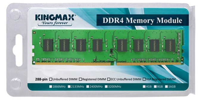 RAM Kingmax DDR4 4GB Bus 2400MHz