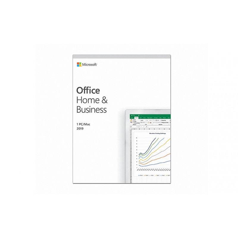 Phần mềm Office Home and Business 2019 - English APAC_T5D-03249