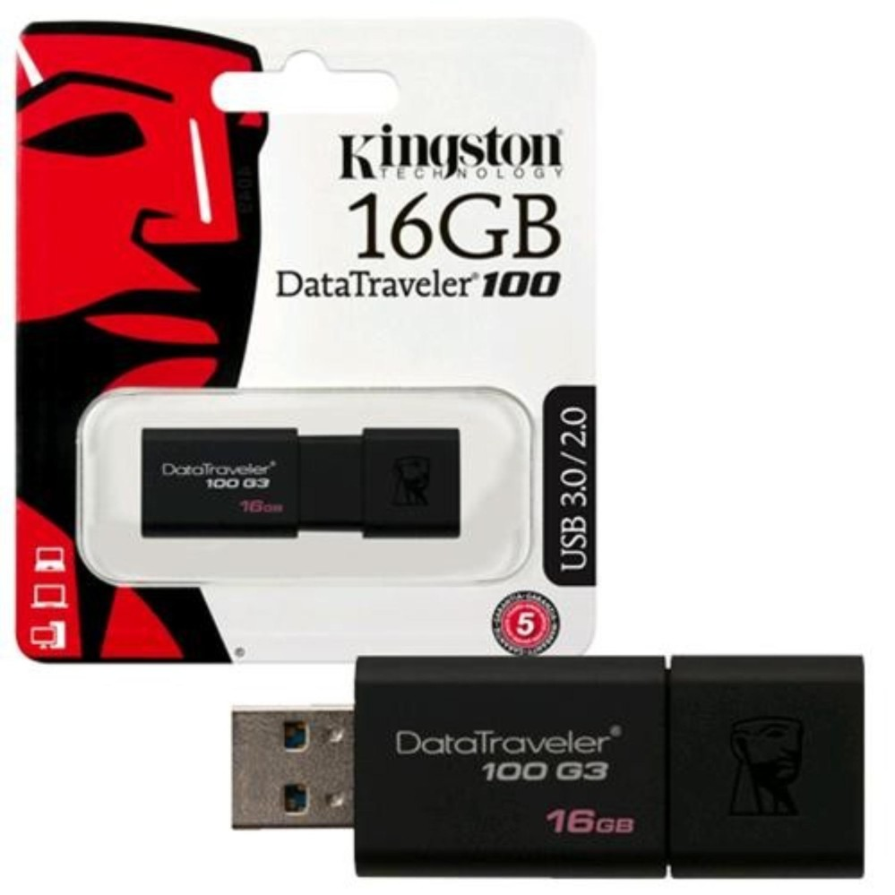 USB Kingston DataTraveler-100G3 16GB