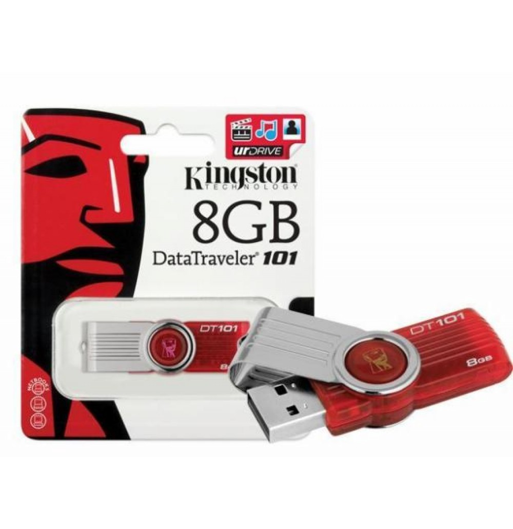 USB Kingston DataTraveler 101-G2 8GB