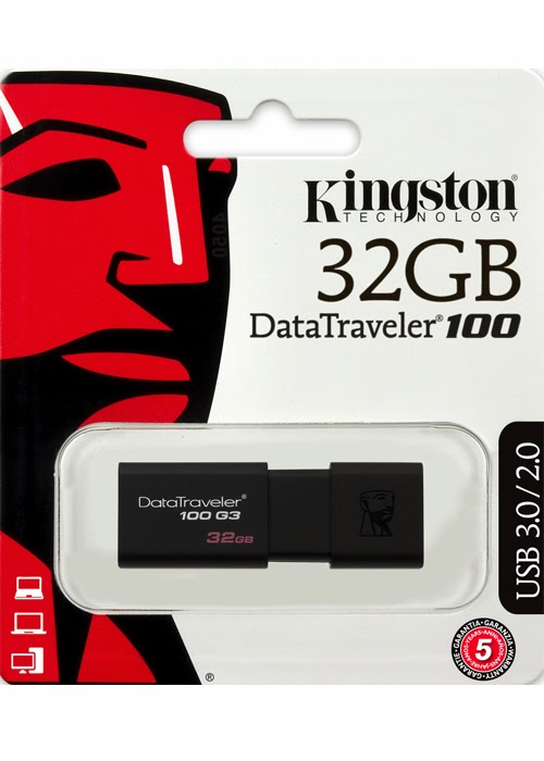 USB Kingston DataTraveler-100G3 32GB
