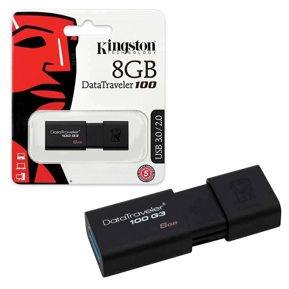 USB Kingston DataTraveler-100G3 8GB