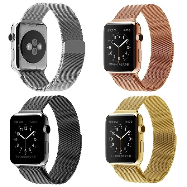 Dây đeo Apple Watch Steel 38/42mm