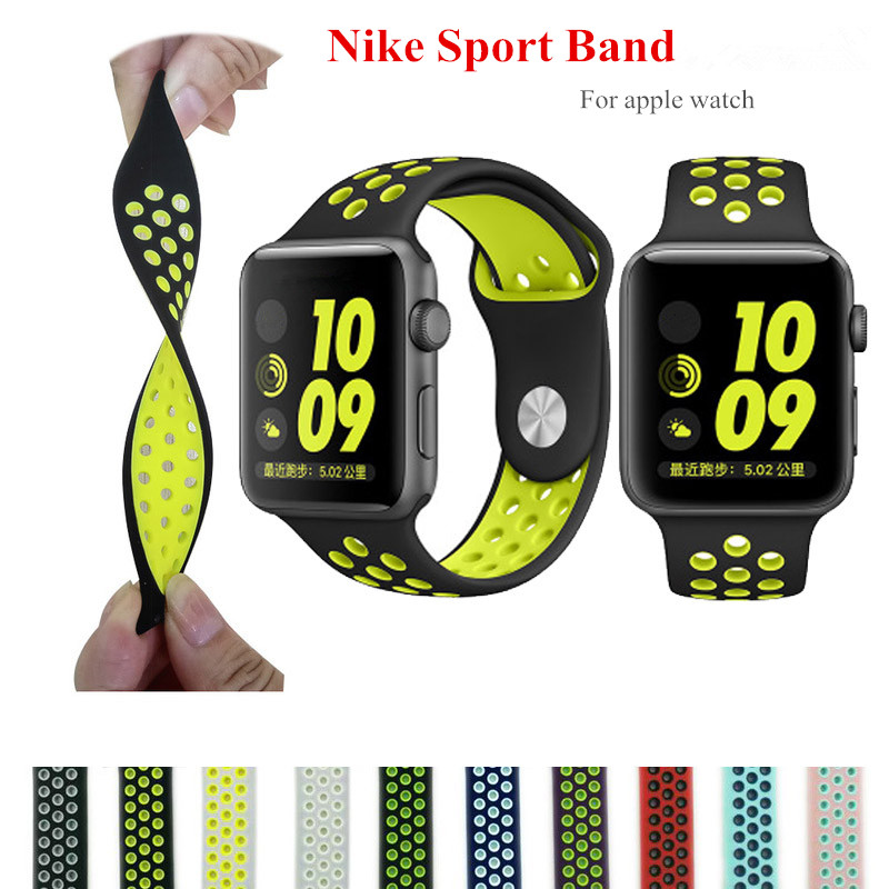 Dây đeo Apple Watch kiểu Nike 38/42mm
