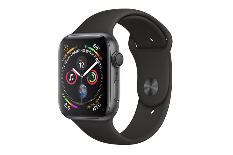 Apple Watch seri 4 44mm Đen GPS + Cellular 99%