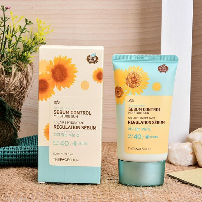 [TFS] Natural sun eco-sebum control moisture sun 50ml