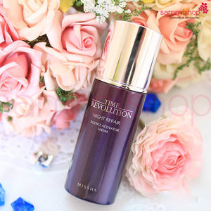 Missha Time Revolution Night Repair Science Activator Serum