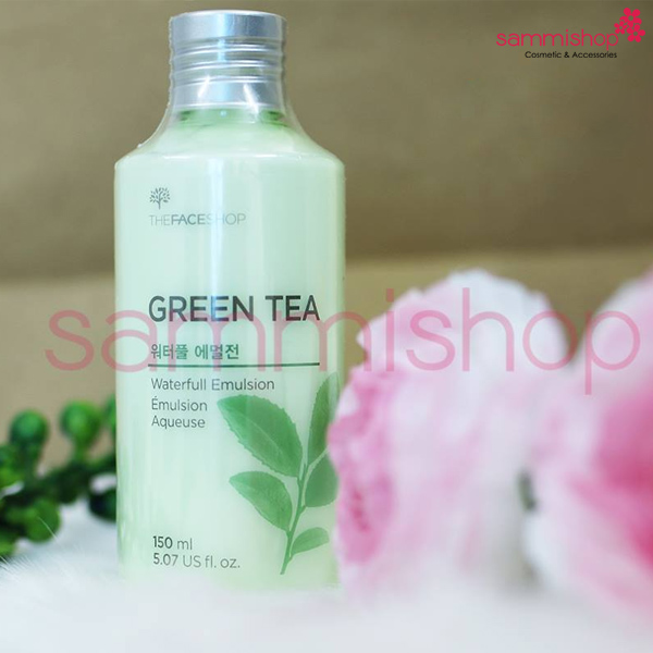 TFS Greentea waterfull emultion - 150ml