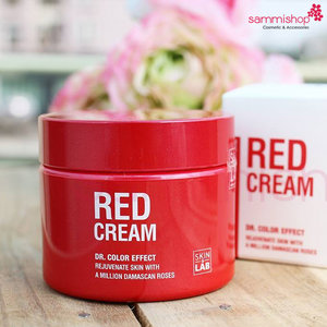 Dr. Color effect Red cream - 50ml