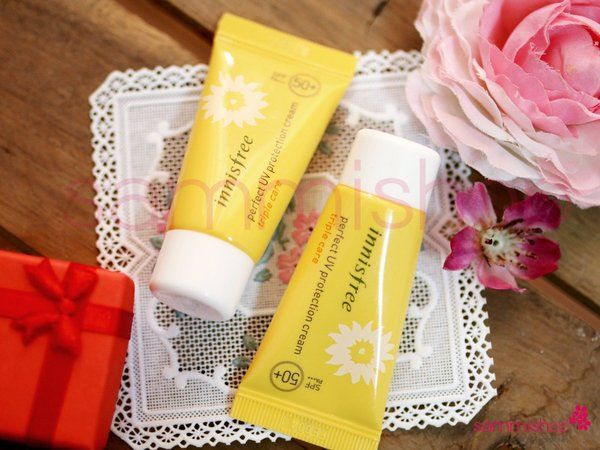 Innisfree Perfect UV Protection Cream Triple Care SPF50 PA++