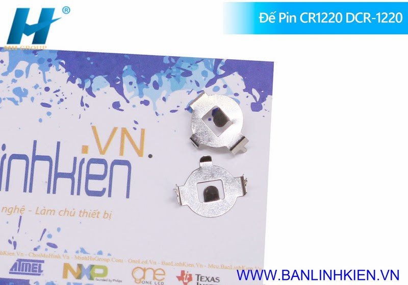 Đế Pin CR1220 DCR-1220
