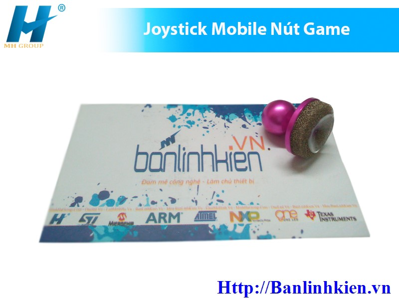 Joystick Mobile Nút Game