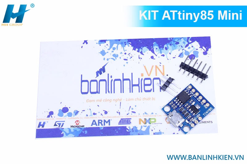 KIT ATtiny85 Mini