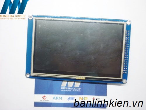 LCD TFT 4.3 Touch IC1963