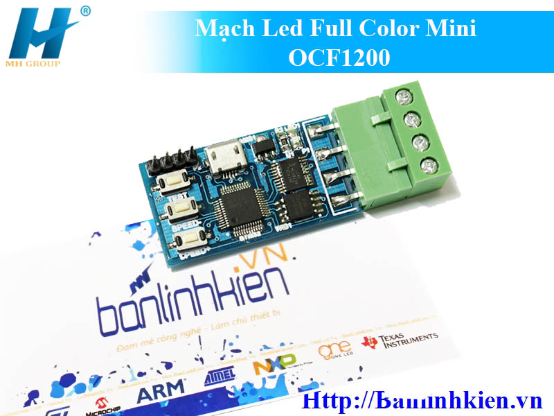 Mạch Led Full Color Mini OCF1200