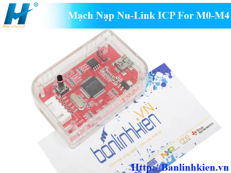 Mạch Nạp Nu-Link ICP For M0-M4