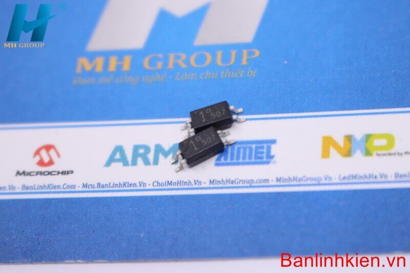 PS2801-1 SOP4 IC OPTO TRANS 50mA 80V